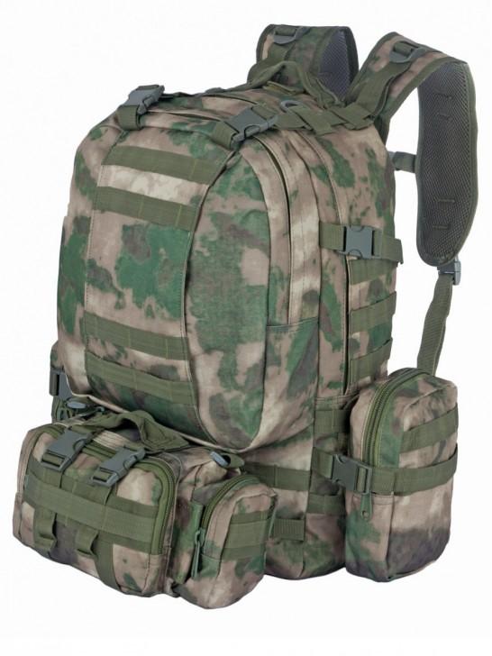 Рюкзак тактический 42л, Мох