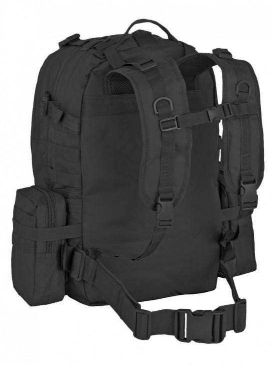 Рюкзак тактический 42л, Черный