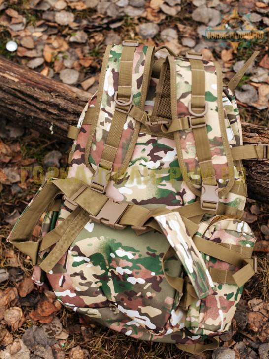 Рюкзак тактический 42л, Мультикам