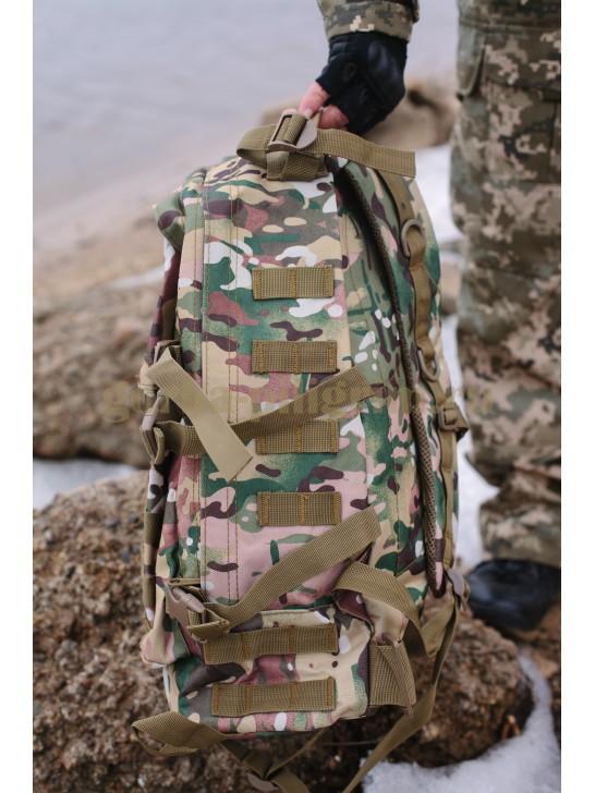 Рюкзак тактический 40л, Мультикам