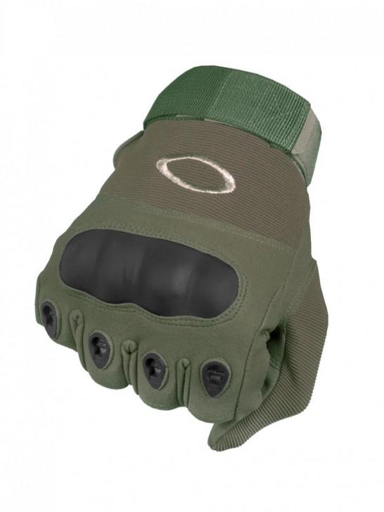 Перчатки тактические полнопалые, олива