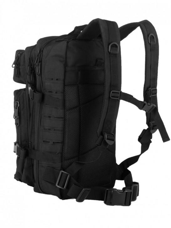 Рюкзак тактический 28 л, Черный