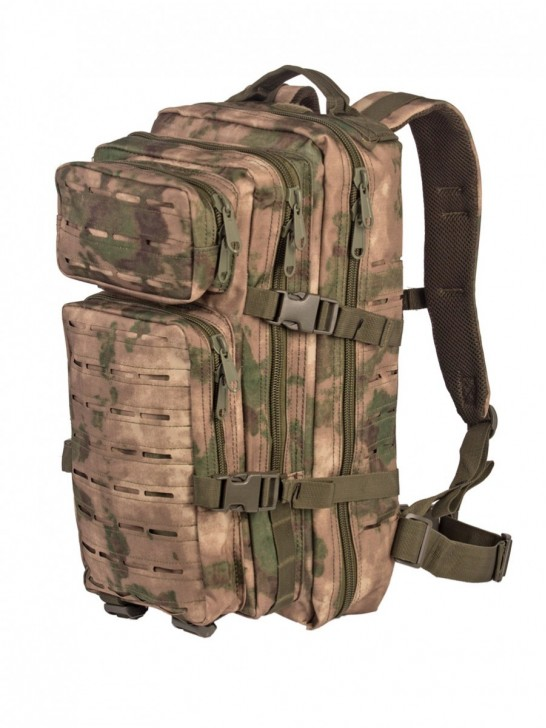 Рюкзак тактический 28 л, Мох