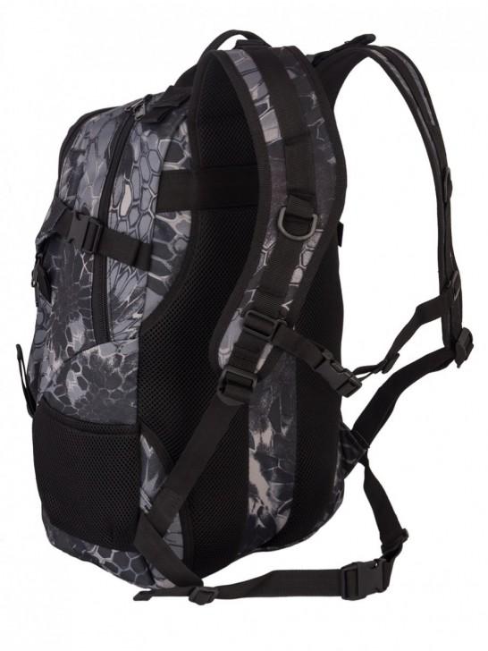 Рюкзак 30 л, черный питон