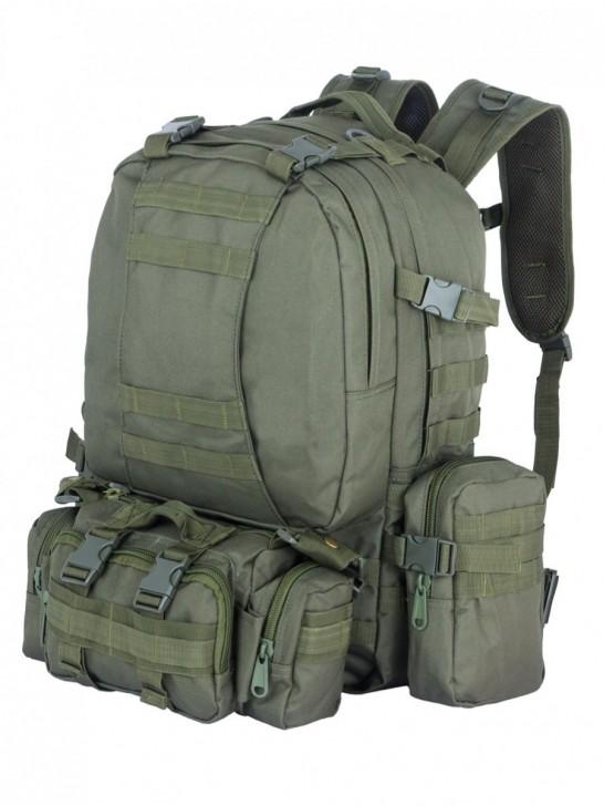 Рюкзак тактический 42л, Олива